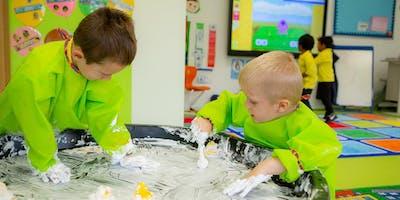 Amity International School Early Years Open Day