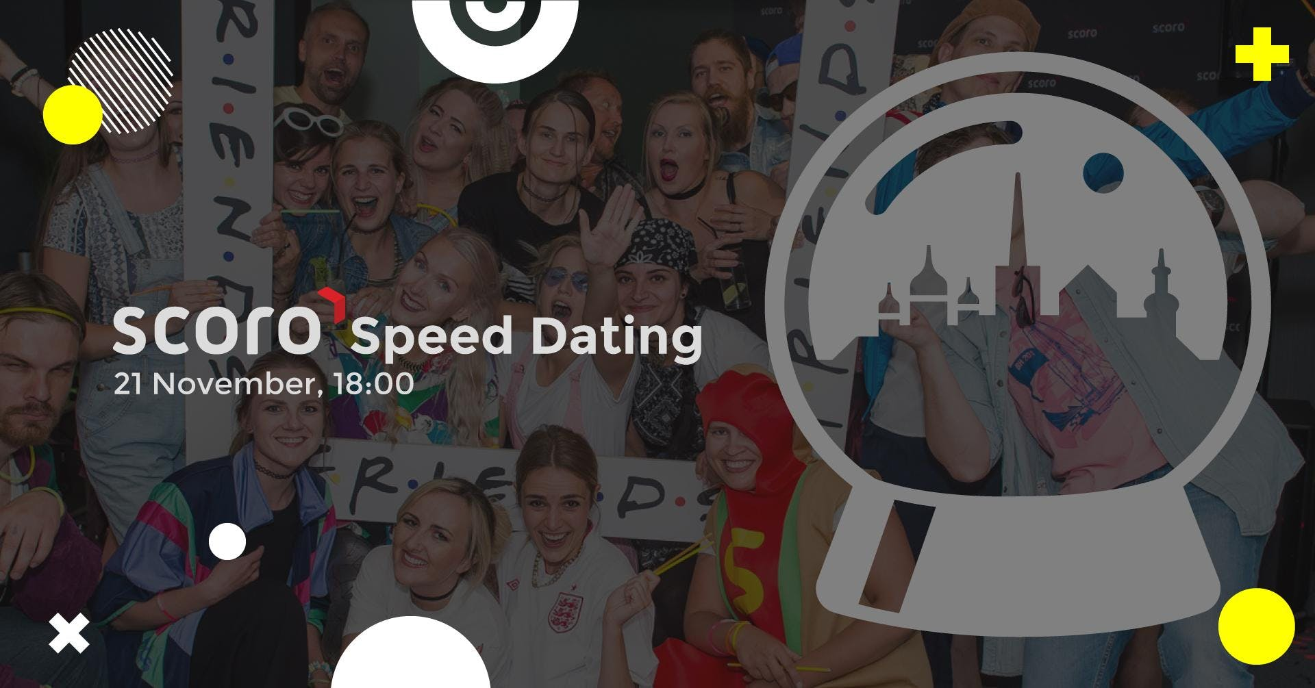 speed dating startup