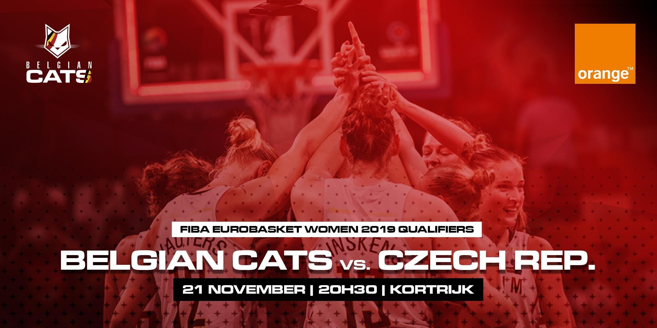 Belgian Cats vs. Czech Republic