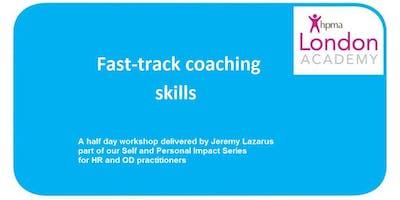 Fast -track Coaching Skills