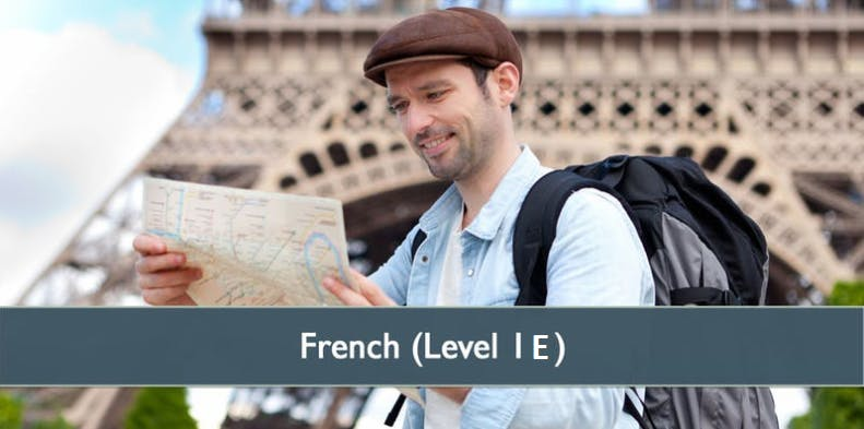 French (Level 1E) - January 2019