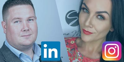 LinkedIn and Instagram Masterclass LIVE from Belfast