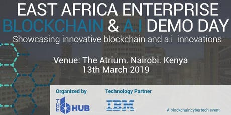 East Africa Blockchain & A.I Demo Day tickets