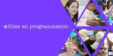 Filles en programmation: L'art génératif avec Processing - Montréal (en français) tickets
