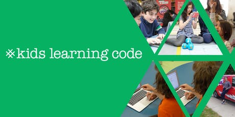 Kids Learning Code: Graphic Design with Canva & Scratch (For Ages 9-12) - Picton tickets