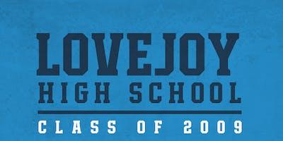 Lovejoy Class of 2009 Ten Year Reunion