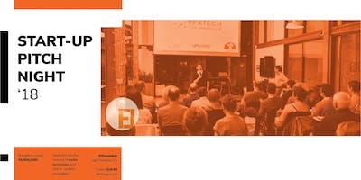 Startup Pitch Night - Media & Entertainment - AWS Loft