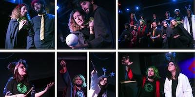 Deus ex Magic - Spettacolo d'improvvisazione teatrale
