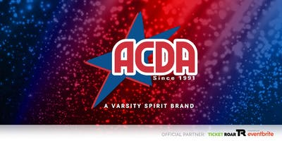 ACDA - Maryland Cup - NATIONALS
