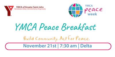 YMCA Peace Breakfast