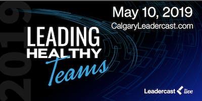 2019 Leadercast ~ Calgary