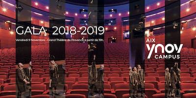 GALA 2018-2019 AIX YNOV CAMPUS