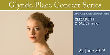 Glynde Place Concert Series 2019 - Elisabeth Brauss (piano) tickets