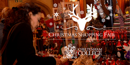 Christmas Shopping Fair at Cheltenham College