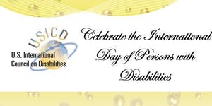 USICD Gala to Celebrate the International Day of Person...