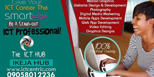IGNITE YOUR PHOTOGRAPHY PASSION WITH 100% PRACTICAL TRAINING – IKEJA CENTER