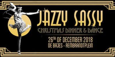 Jazzy Sassy Christmasdinner