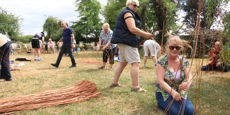 Second Beginners Willow Weaving Workshop  tickets