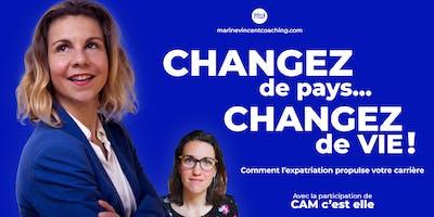 Changez de pays, changez de vie ! / Conférence et réseautage