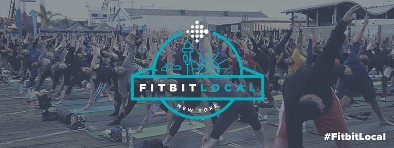 Fitbit Local Bodyweight Bootcamp and Kick Box