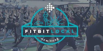 Fitbit Local Bodyweight Bootcamp and Kick Boxing