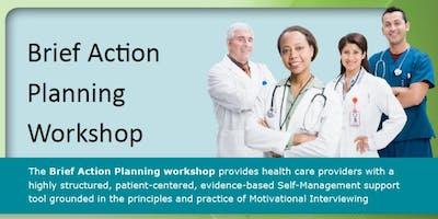 Brief Action Planning Workshop - University of Windsor