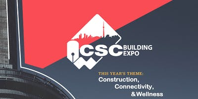 CSC BUILDING EXPO - Attendee registration