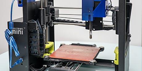 3D Bioprinting Open Source Workshop tickets