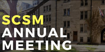 SCSM Annual Meeting