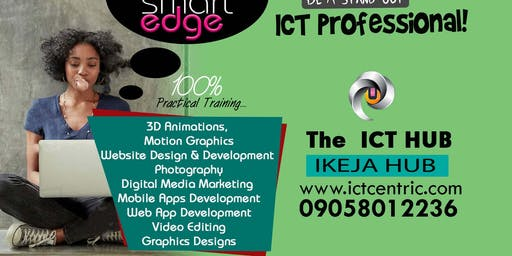 LEARN TO BE A PROFESSIONAL DIGITAL MULTIMEDIA MARKETER. 100% PRACTICAL TRAINING IN LAGOS!