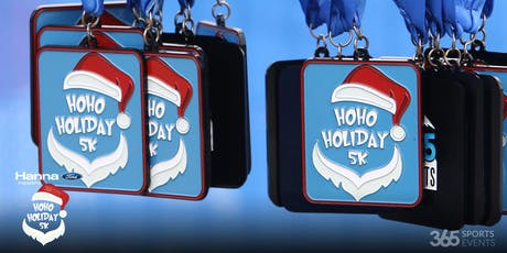 Volunteer Sign Up for the HoHoHoliday 5K 2019 tickets