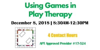 Using Games in Play Therapy