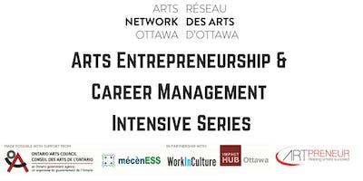 Arts Entrepreneurship and Career Management Intensive Series