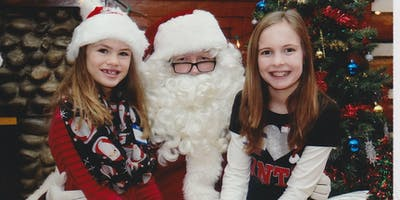 Breakfast with Santa - Dec 8, 2018!
