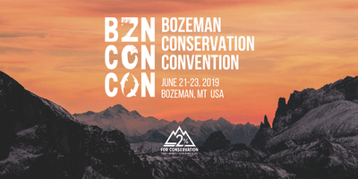 Bozeman Conservation Convention