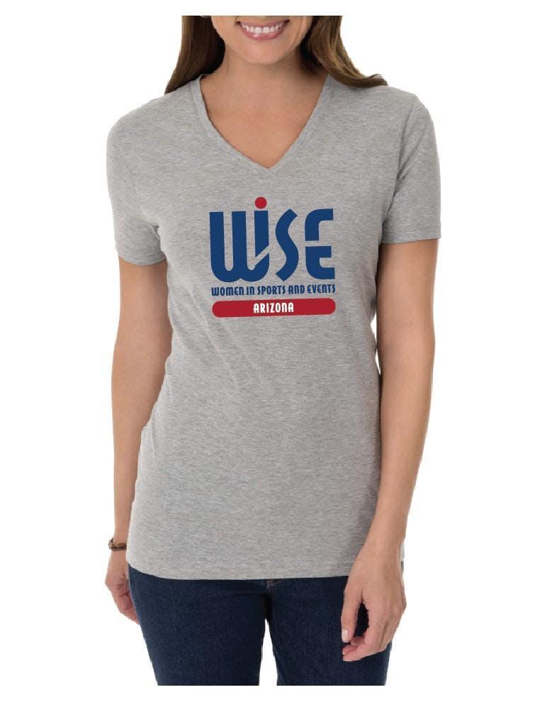 Women in Sports & Events (WISE) Arizona T-shirt