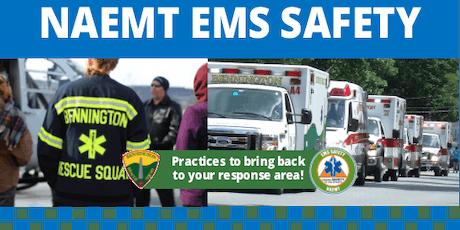 EMS Safety tickets