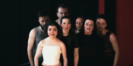 FESTIVAL: FREEDOM & MOVEMENT - Dance performance: Contour  tickets