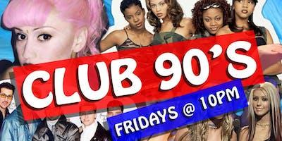 Club 90's presents