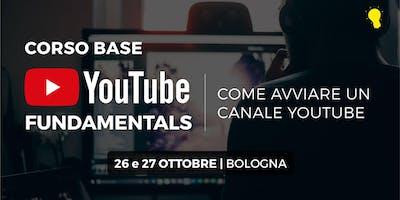 Corso YouTube Fundametal