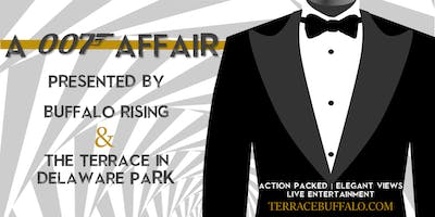A 007 Affair presented by Buffalo Rising and The Terrace