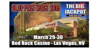 The Big Jackpot Presents Slot Fest West at Red Rock Resort in Las Vegas