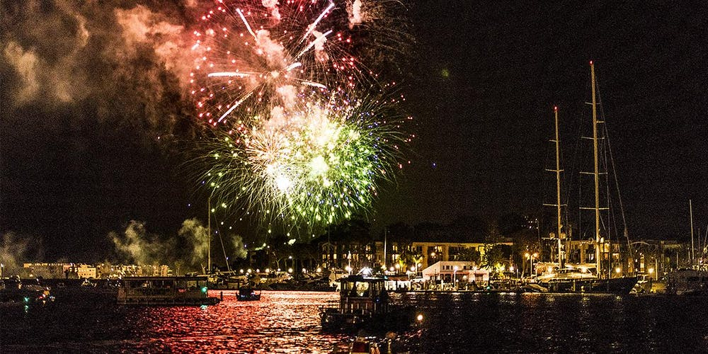 marina del rey new year s eve fireworks glow party tickets mon