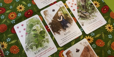Card Reading Café - Tarot, Lenormand, & oracle reading exchange tickets