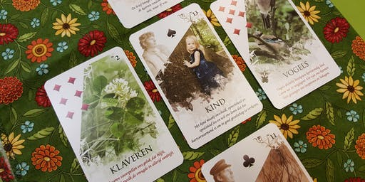 Card Reading Café - Tarot, Lenormand, & oracle reading exchange