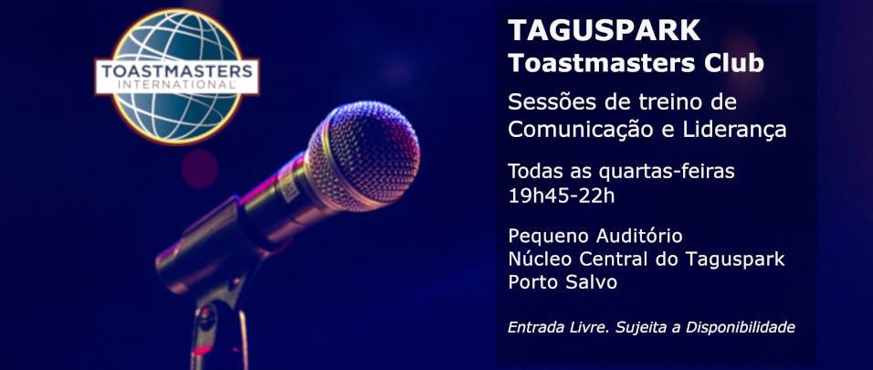 Taguspark Toastmasters Club - Sessões de trei