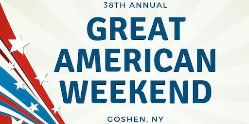 Great American Weekend 2019