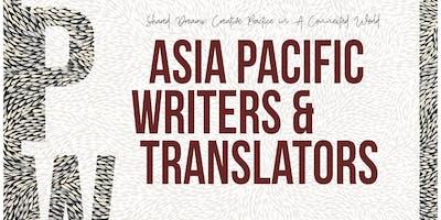 THREE DAY PASS // 5-7 DECEMBER // 11TH ASIA PACIFIC WRITERS & TRANSLATORS // APWT18
