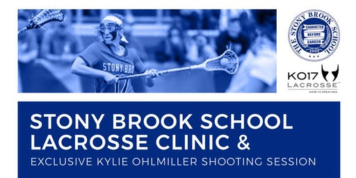 Stony Brook School Girl's Lacrosse Clinic and Exclusive Kylie Ohlmiller Shooting Sessions