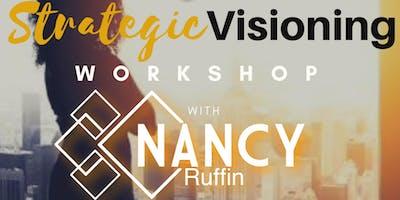 The Fierce Woman Presents: Strategic Visioning Workshop w/Nancy Ruffin